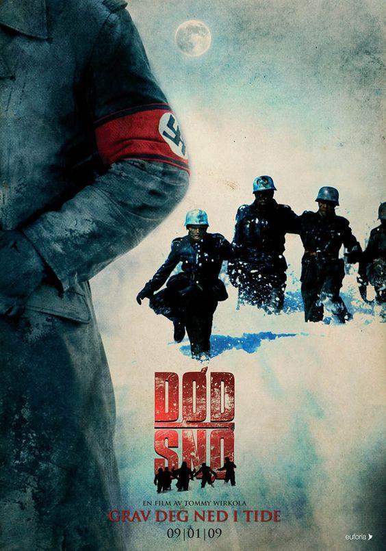 Zombis Nazis T 237 Tulo Original D 248 D Sn 248 Literalmente Nieve Muerta Es Una Pel 237 Cula Noruega Del