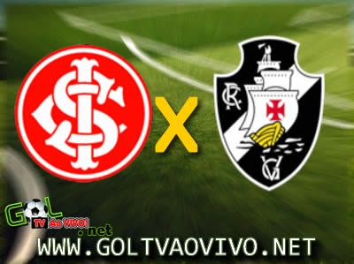 Assistir Internacional x Vasco ao vivo Campeonato Brasileiro 2013