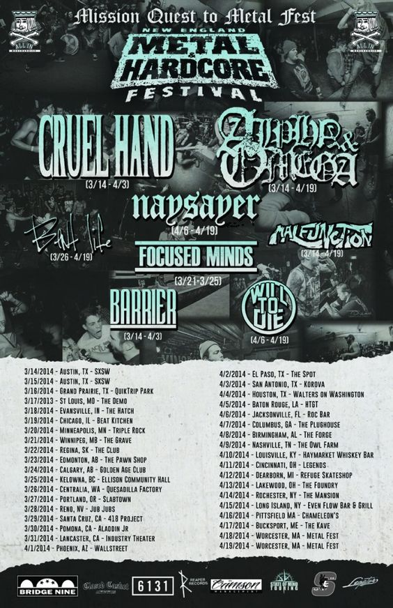 Metal Hardcore Festival 120
