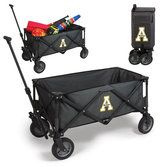 Appalachian State Mountaineers Adventure Wagon. Visit SportsFansPlus.com for Discount Coupon.