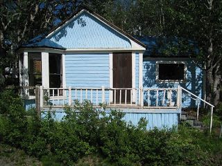 A tiny Victorian house, built during the Gold Rush of 1898, is being restored. The Little Blue House was formerly a brothel. The restoration will be a long, slow process; however, many secrets shall be revealed!