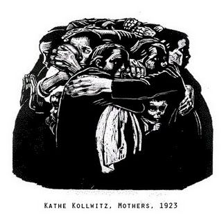 Kathe Kollwitz - the Mothers: