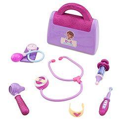 Doc McStuffins Doctor Kit == AWE!