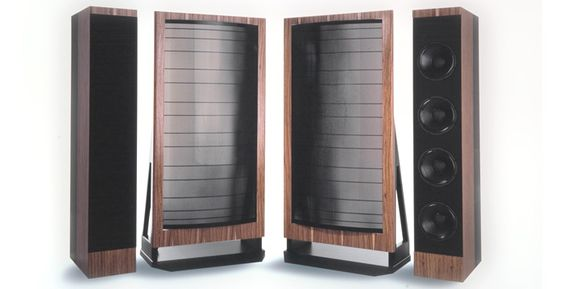 THROWBACK THURSDAY- The Statement. If air could speak, it would be in the form of the Statement from #MartinLogan, launched in 1989: http://www.martinlogan.com/products/statement?utm_content=bufferf3161&utm_medium=social&utm_source=pinterest.com&utm_campaign=buffer