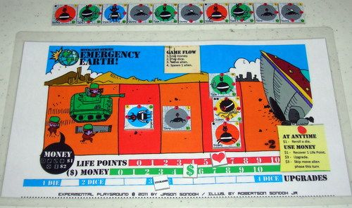 Emergency Earth