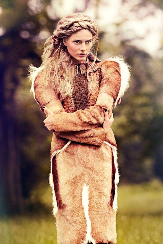 Ieva Laguna Wears Fendi for the August Cover Story of LOfficiel Paris by Alexander Neumann