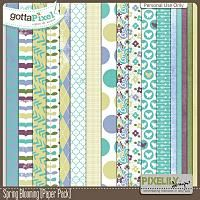 {Spring Blooming} Digital Scrapbook Bundle by Pixelily Designs available at Gotta Pixel http://www.gottapixel.net/store/product.php?productid=10016333&cat=&page=1 #digiscrap #digitalscrapbooking #pixelilydesigns #springblooming
