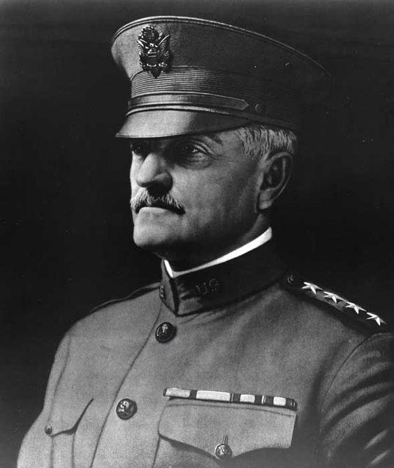 Part I. Gen. John J. Pershing (1860-1948) Pershing Was An