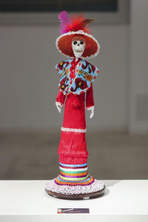 La Catrina está de Moda en Barcelona. #catrina #fashion