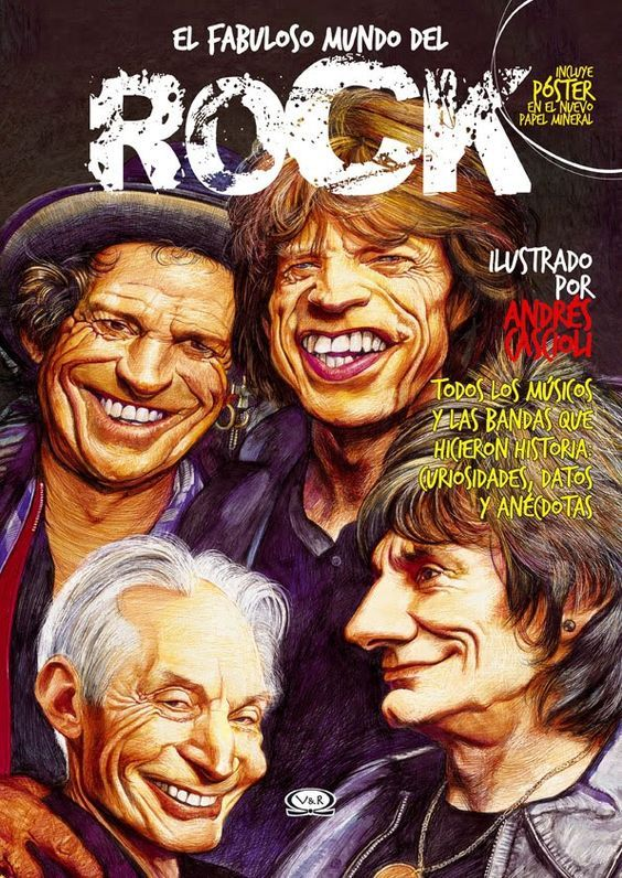 Grupos De Rock Famosos