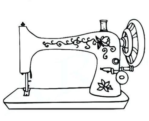 Pin Von Rcjsew13usa Sewing Auf Desing Paint Vintage Nahmaschinen Antike Nahmaschinen Nahmaschine