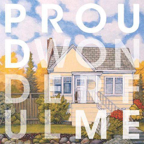 Proud Wonderful Me 808 EP – Knick Knack Records