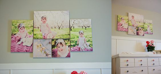 gorgeous canvas display (including size info)