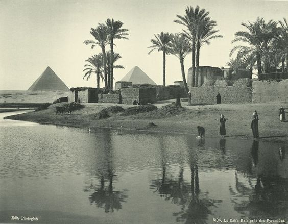 old vintage photos of egypt 1870-1875 (13):