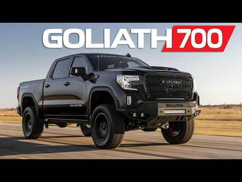 Hennessey S Goliath 700 Gmc Sierra Denali Features Upgrades Worth