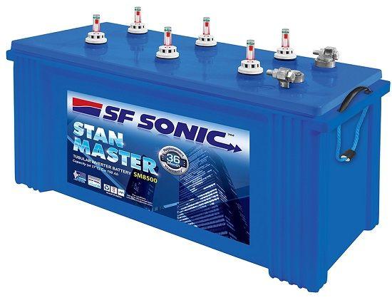 Sf Sonic Inverter Battery Stan Master Sm8500 Car Battery Sonic Car Buying