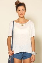 blusa ampla basica