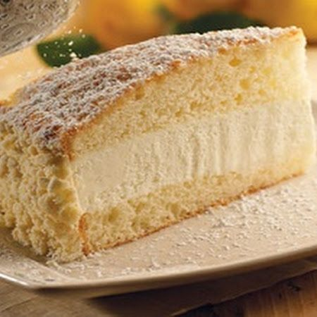 Olive Garden's lemon cream cake. I don't want a slice. Just gimme the whole damn cake, thanks.