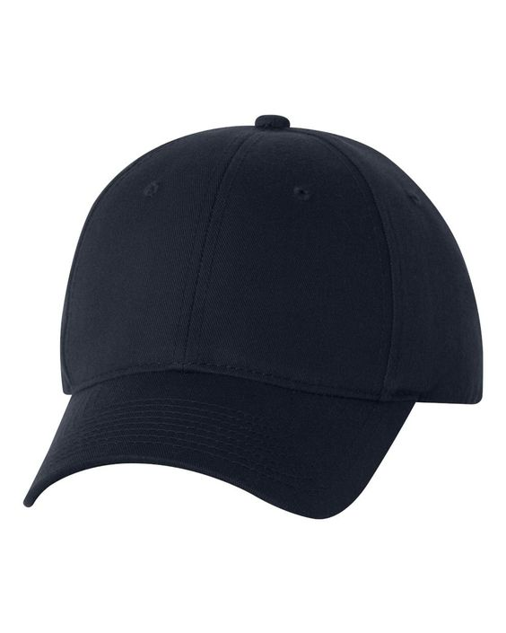 Valucap - Poly/Cotton Twill Cap - VC900 Navy