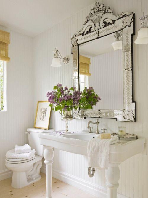 Georgiana Design French Cottage Bathroom Parisian Bathroom Bathroom Style