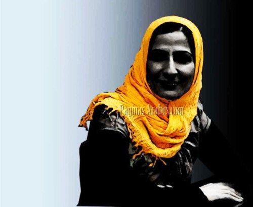 Dos poemas - Fatena Al-gurra  http://paginasarabes.com/2015/05/10/dos-poemas-fatena-al-gurra/