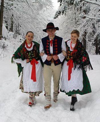 Jovenes polacos