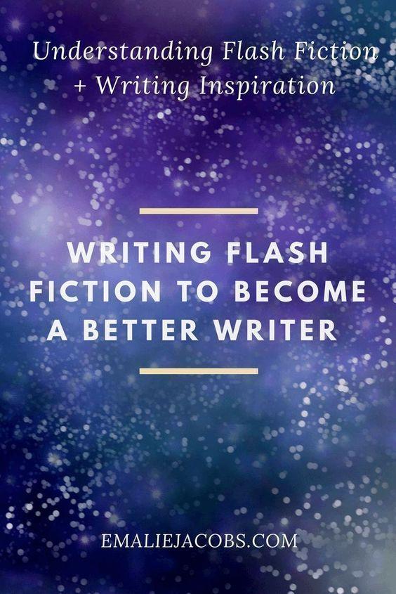 Writing Inspiration | Flash Fiction | How to | Tips on Writing Flash Fiction | Writing Motivation | Emaliejacobs.com via @emalie_jacobs