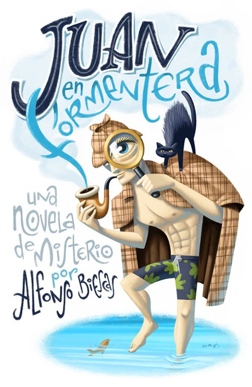 Book cover – Juan en Formentera | David de Ramón | Portfolio