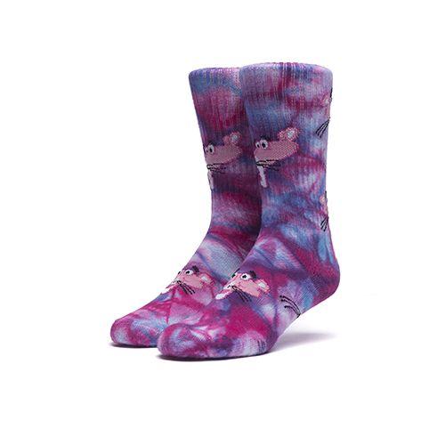 ピンクパンサーの靴下