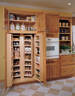 Pantry Lazy Susan And Storage On Pinterest