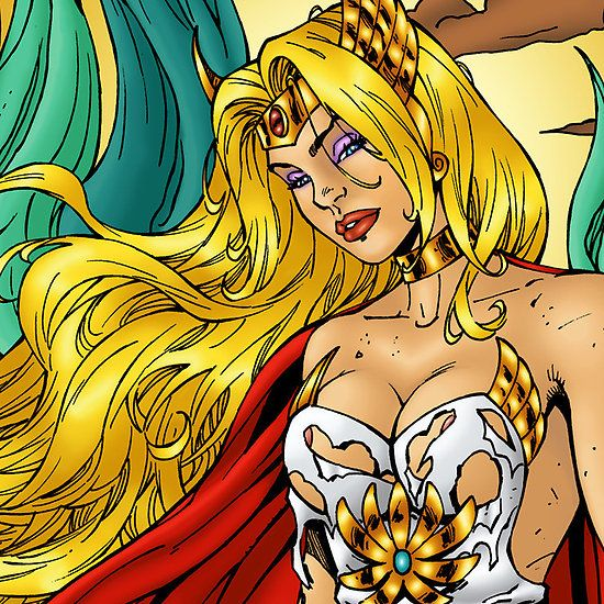 Would like Cartoons she ra princess power