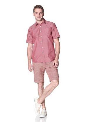75% OFF Soulland Men's Edb Thomas Short Sleeve Shirt