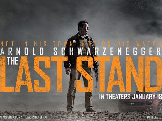 The Last Stand Movie Poster #movie