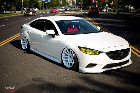 Clean Mazda 6. | StanceNation™ // Form > Function