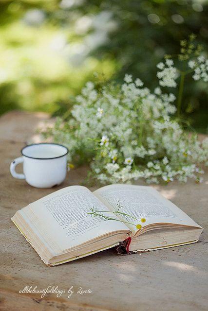 nada como una buena bebida y un libro que no te permita quitarle los ojos de encima en un lugar extraordinario.