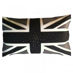 Union Jack Cushion By Maud Designs From Miratis
