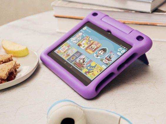 Amazon Fire Hd 8 Kids Edition مقابل Fire 7 Kids Edition أيهما أفضل لطفلك Kids Olivia Baker Amazon