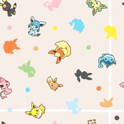 eeveelutions chibi wallpaper - photo #18