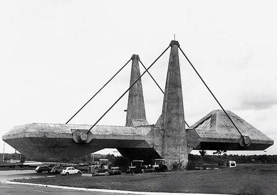 João Filgueiras Lima  CAB Exhibition Centre 1974 Bahia