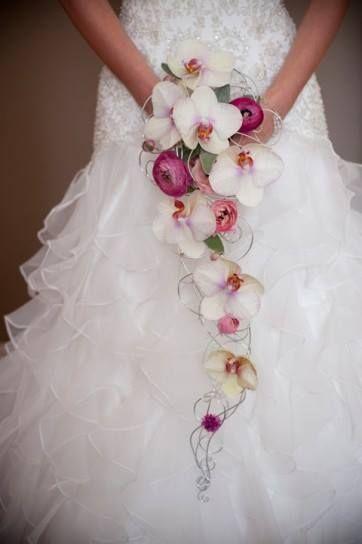 Bouquet delicato ma appariscente