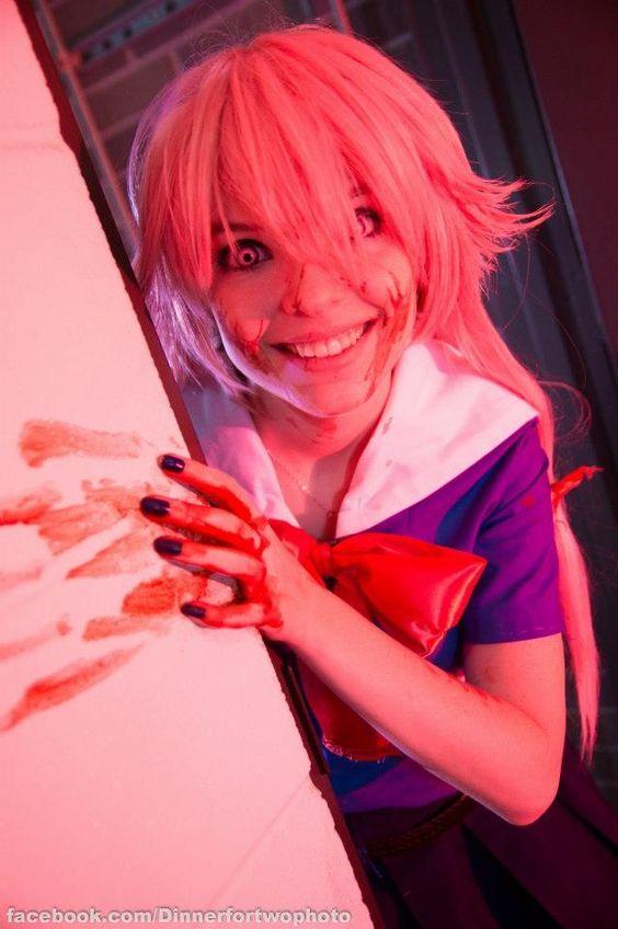 """Résultat de recherche d'images pour """"yuno gasai cosplay"""""""
