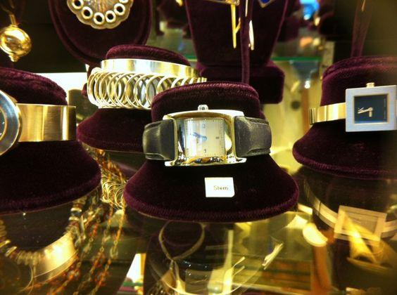Os brechós de jóias em Paris