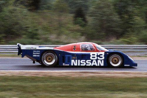 Nissan #livery