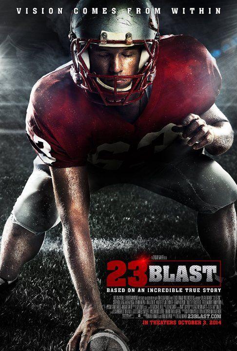 Checkout the movie '23 Blast' on Christian Film Database: http://www.christianfilmdatabase.com/review/23-blast/