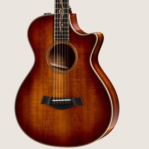 Builder S Edition K24ce Taylor Guitars Guitar Acoustic Guitar Taylor Guitars Acoustic