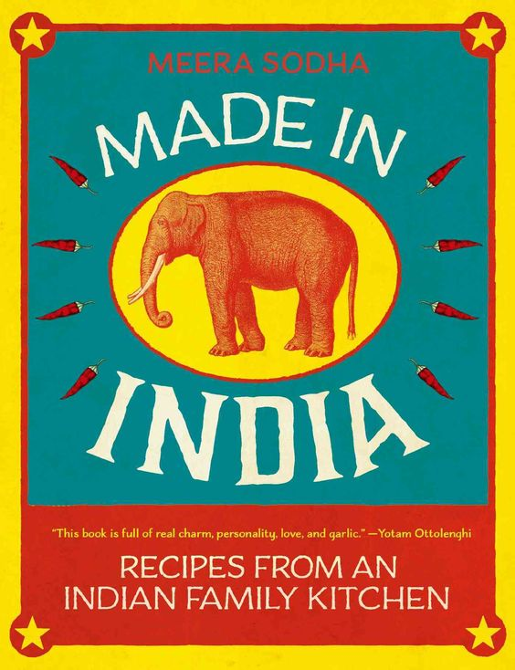 The best Indian food is cooked (and eaten) at home. Real Indian food is fresh, simple, and packed with flavor. In Made In India , Meera Sodha introduces you to the food she grew up eating every day. U
