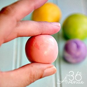 how to make a bouncy ball at home