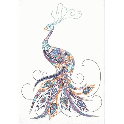 Pin By Monika Szczeciak On Embroidery Patterns Stamped Embroidery Kit Embroidery Kits Cross Stitch Kits