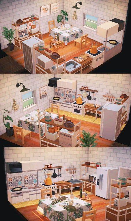 My Ironwood Kitchen Animalcrossing Animal Crossing 3ds Animal Crossing New Animal Crossing