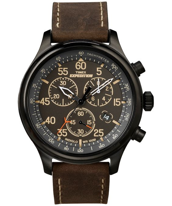 Timex® Expedition® Field Chronograph